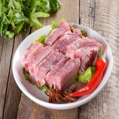 青龙满族自治县青龙沙沟年猪精肋排10kg/箱