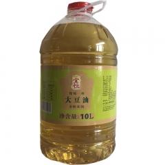宜恒非轉大豆油10L*2桶