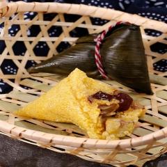 大黄米栗丁红枣粽 80g*7