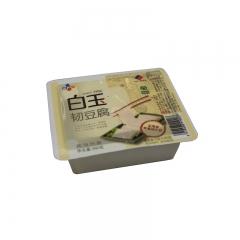 白玉韧豆腐盒装10.8kg(360g*30盒/箱)