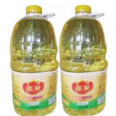 中储粮出品 非转基因调和油 鼎皇大豆油10L*2桶一箱 餐饮专用