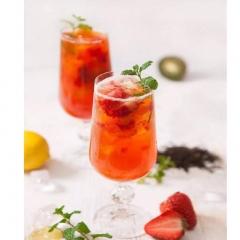 鲜活 草莓 饮料浓浆