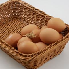 【北京绿都】 鸡蛋 箱装 18.5KG(净重)
