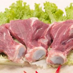 鹏程   猪带肉扇骨   10kg/箱