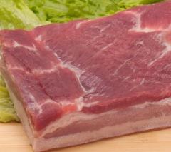 鹏程  一级五花肉    10kg/箱