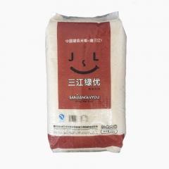 三江绿优东北大米(2016年)   25kg/袋