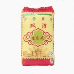 双洁 生态米(2018年)  25kg/袋