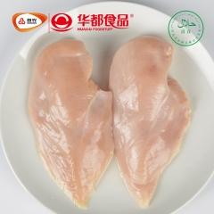 华都食品 块冻鸡大胸 2kg/袋*6袋