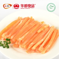 华都食品  速烹鸡肉丝  2.5kg/袋*4袋/箱