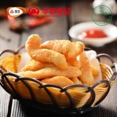 華都食品  黃金雞柳  1kg/袋*10袋/箱