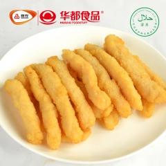 华都食品  黄金鸡柳  2kg/袋*4袋/箱