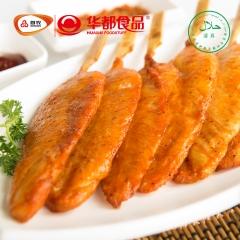 华都食品  川香鸡柳  2.5kg/袋*4袋/箱