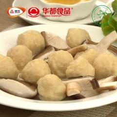 华都食品  乐香鸡肉丸  2.5kg/袋*4袋/箱