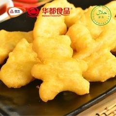 华都食品  可爱多鸡块  800g/袋*10袋/箱