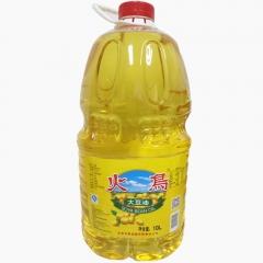 火鸟转基因大豆油10升/桶*2