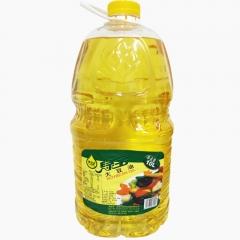 绿宝转基因大豆油10升/桶*2