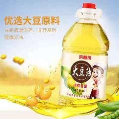 京馨泉非转基因一级大豆油