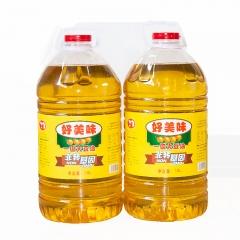 好美味非转基因一级大豆油10L*2桶
