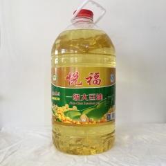 悦福非转基因大豆油  10L*2桶