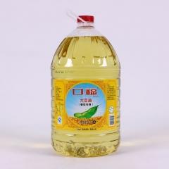 口福     大豆油(转基因)10L*2