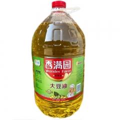 香满园非转基因大豆油(10L*2)