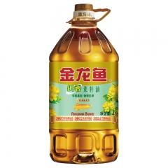 金龙鱼川香菜籽油(4L*4)