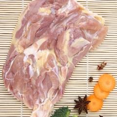 鸡腿肉    修边100g以上   12kg/箱