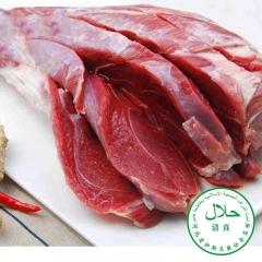 鲜羊后腿肉5kg/袋