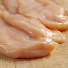 雞肉片(清真)