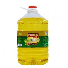 大地福旺 非转基因大豆油 20L