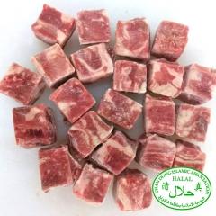 鸿安 冷冻牛肉块 25kg/箱