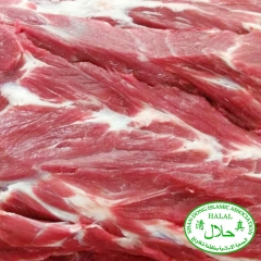 鸿安 冷鲜牛脖肉 25kg/箱